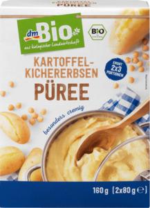 dmBio Kartoffel-Kichererbsenpüree