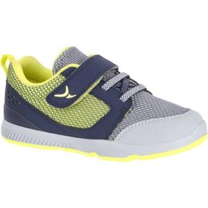 DOMYOS Sportschuhe 560 I Move Breath marineblau/grau, Größe: 25