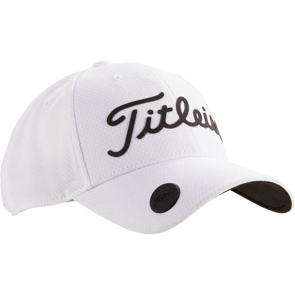 Golf Cap Erwachsene weiß TITLEIST