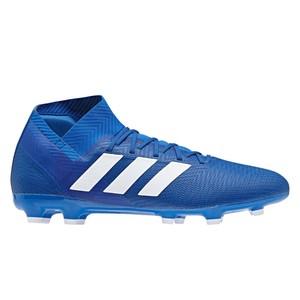 ADIDAS Fußballschuhe Nocken Nemeziz 18.3 FG Erwachsene blau, Größe: 39 1/3