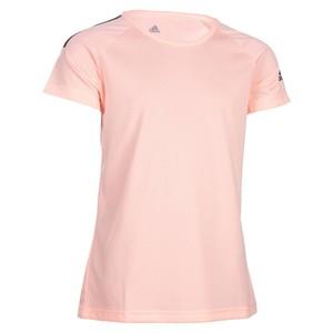 ADIDAS T-Shirt Gym Kinder koralle, Größe: 123-130cm 7-8A
