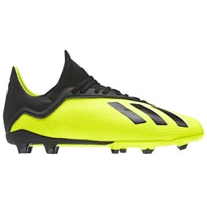 ADIDAS Fußballschuhe Nocken X 18.3 FG Kinder gelb, Größe: 32
