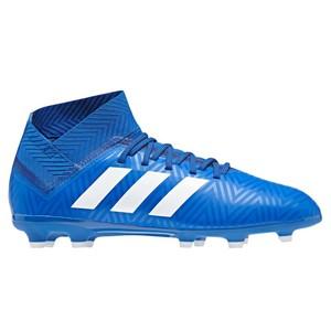 ADIDAS Fußballschuhe Nocken 3 FG Nemeziz Kinder blau, Größe: 33