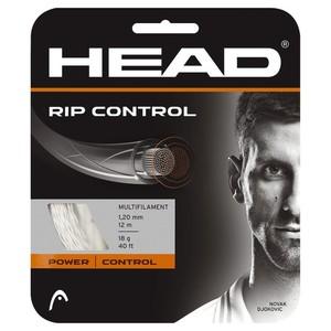 Tennissaite Rip Control 1,30 mm Monofaser natur
