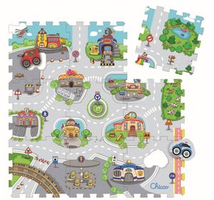 Chicco Puzzle Matte City