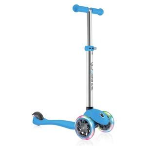 TEMPLAR Scooter Primo Lights Kinder blau, Größe: Einheitsgröße