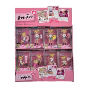 myZoe Figur, 8 verschiedene Designs