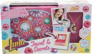 Disney Soy Luna Schmuckbox und Halskette
