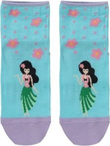 Kinder Socken Hula Girl Gr. 23-26 Mädchen Kleinkinder