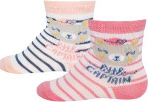 Baby Socken Doppelpack , Bärchen Gr. 27-30 Mädchen Kinder