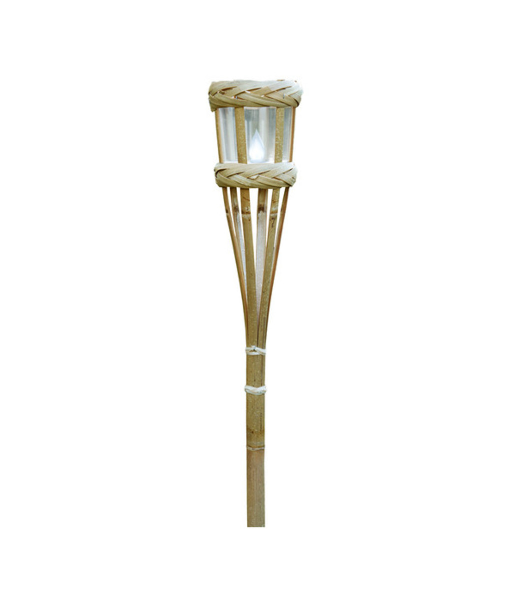 Bild 1 von Dehner Solar-Bambusfackel