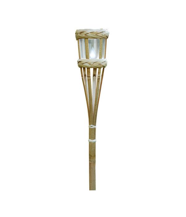 Dehner Solar-Bambusfackel