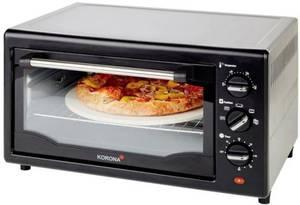 Korona 57157 Minibackofen mit Pizzafunktion 23 l