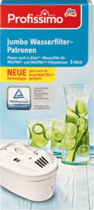 Profissimo Jumbo Wasserfilter-Patronen