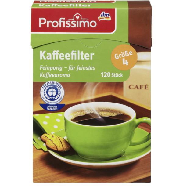 Kaffeefilter Dm