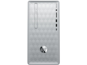 HP 590-p0007ng, Gaming PC mit Core™ i5 Prozessor, 8 GB RAM, 1 TB, GeForce® GTX 1050, 2 GB GDDR5 Grafikspeicher