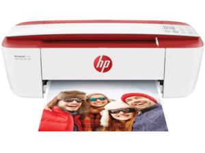 HP DeskJet 3733 HP Tintenstrahldruck 3-in-1 Multifunktionsdrucker WLAN