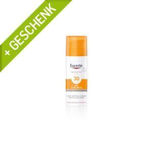 Eucerin Sun Oil Control Face Sun Gel-Creme Anti-Glanz Effekt LSF 30