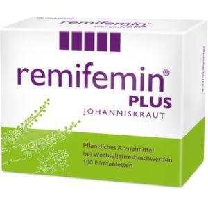 Remifemin plus Johanniskraut Filmtablett
