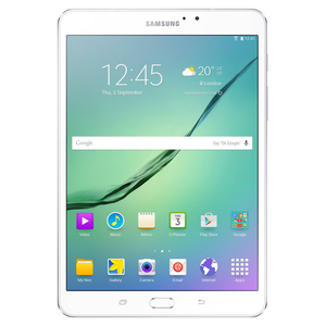 "Samsung Galaxy Tab S2 T719N 8.0 LTE Tablet Weiß, 20,31cm (8,0"") QXGA Display, Android 6.0, 32GB, 8MP"