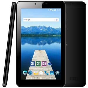 Odys Nova X7 plus 3G Dual Sim Tablet, 7 Zoll, 1GB RAM, 8GB Flash, Intel Quad-Core, Android 6.0
