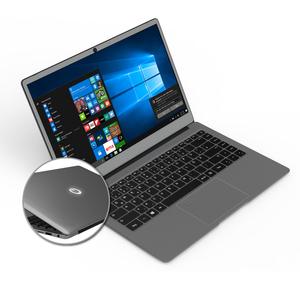 Odys Winbook 14, Full HD IPS Display, 4GB RAM, 64GB Flash, Intel Quad Core N3450, Win 10, M.2 SSD Slot, Aluminium Gehäuse