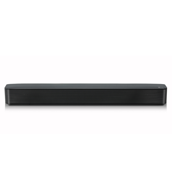 LG SK1, Schwarz - 2.0 Soundsystem (Dolby Digital, 40W, DRC, SoundSync)