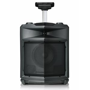 LG RK3, Schwarz - Portables HiFi System (50W, USB/Bluetooth, FM Radio)