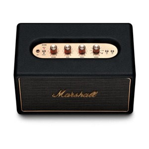 Marshall Acton WiFi Black - Multiroom, AirPlay, Spotify Connect, Bluetooth, 3.5 mm Input