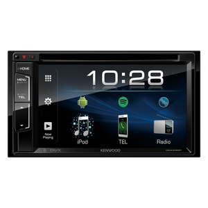 "Kenwood DDX 318 BT - 2-DIN DVD-Receiver (4x 50 W, 17.3 cm (6.2"") Touch-Panel, Bluetooth 3.0, USB)"