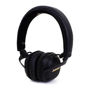 Marshall Mid A.N.C. Schwarz - On-Ear-Kopfhörer (Bluetooth-aptX, 20h Akkulaufzeit, Faltbar, Eingebautes Mikrofon)