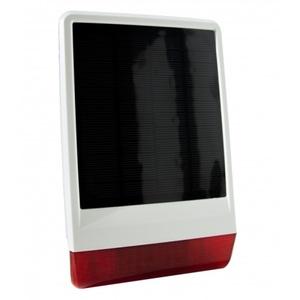Popp Außensirene Z-Wave Plus, POPE005107, Solar, IP56, Smart Home