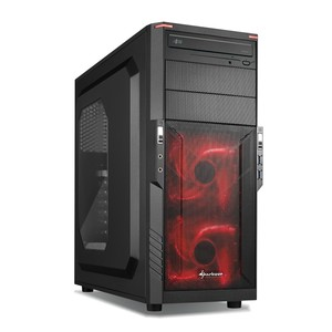 HM24 Gaming-PC HM245819 [FX-6300 / 8GB RAM / 1TB HDD / RX 460 / Win10 Pro]