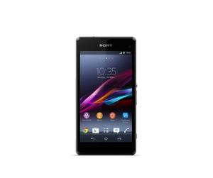 """Sony Xperia™ Z1 Compact schwarz [10,9cm (4.3"""") HD Display, 20,7 MP Kamera, IP 55/58 Zertifikat]"""