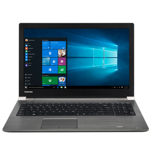 """Toshiba Tecra A50-C-20F Notebook 15,6"""" FHD IPS, Intel Core i5-6200U, 8GB, 256GB SSD, GeForce 930M, LTE, Win10 Pro"""