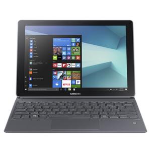 """Samsung Galaxy Book W720 12.0 Wi-Fi Tablet, 30,37cm (12,0"""") FHD+ Display, Windows 10 Home, 256GB, 13MP"""