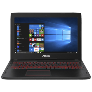 "Asus FX502VM-FY250T / 15,6"" Full-HD / Intel Core i7-7700HQ / 16GB DDR4 / 512GB SSD / GeForce GTX 1060 / Windows 10"