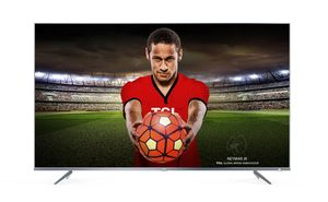 TCL 50 DP 660  - 126 cm (50 Zoll) Fernseher (4K Ultra HD, HDR 10, Android Smart TV, WLAN, Triple Tuner (DVB T2), USB)