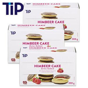 Orange oder Himbeer Cake 300-g-Packung, ab 3 Packungen je