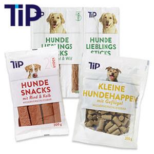 Hunde-Snack versch. Sorten, bitte sortieren Sie selbst, 5/20er-Packung, ab 3 Packungen je