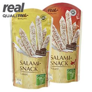 Salami Snack versch. Sorten, jede 80/100-g-SB-Packung