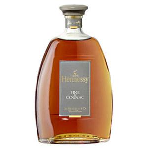 Hennessy Fine de Cognac 40 % Vol., jede 0,7-l-Flasche