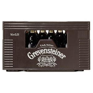 Grevensteiner Landbier, Helles oder Ur-Radler 16 x 0,5 Liter jeder Kasten
