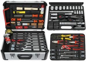 FAMEX 723-47 Mechaniker Werkzeugkoffer