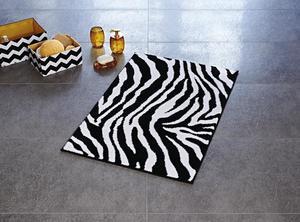 Ridder Badteppich ca. 60x90 cm Zebra