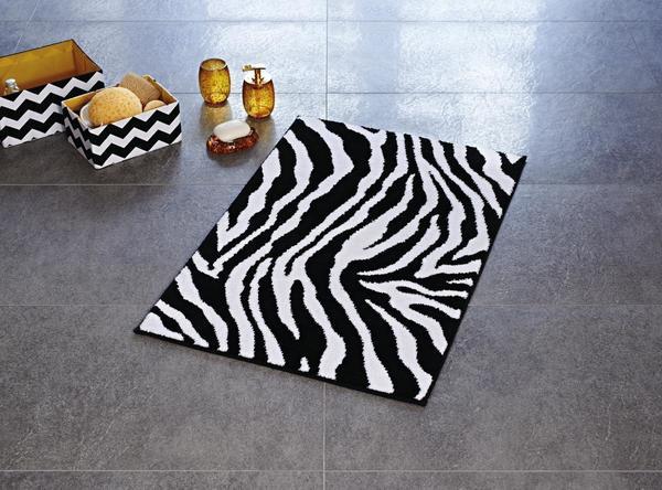 Ridder Badteppich Ca 60x90 Cm Zebra Von Norma Fur 28 99 Ansehen