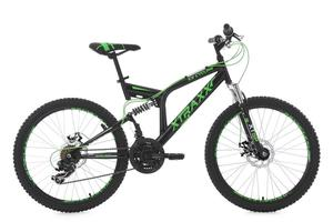 KS Cycling Mountainbike Fully MTB Xtraxx 24''