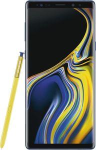 Samsung                     Galaxy Note 9 Dual SIM N960F 128GB                                             Oceanblue