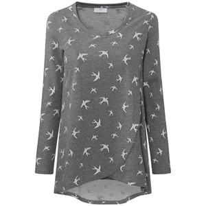 Damen Umstands-Sweatshirt mit Stillfunktion