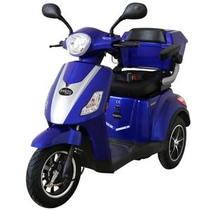Rolektro E-Trike 25 V.2, Blau, 1000 Watt